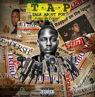Download POE's latest EP/ALBUM Talk About Me (T.A.P)