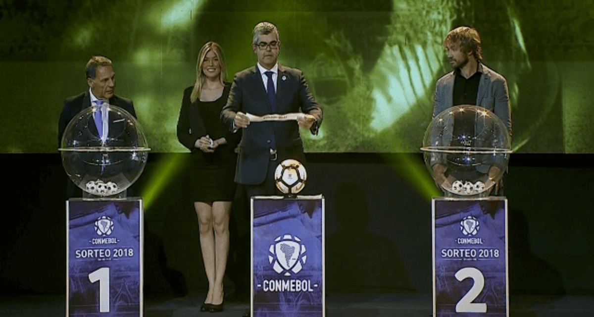 Tabela Oitavas Libertadores 2020 Conmebol Divulga Dias E