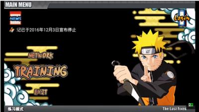 Game Naruto Senki Android