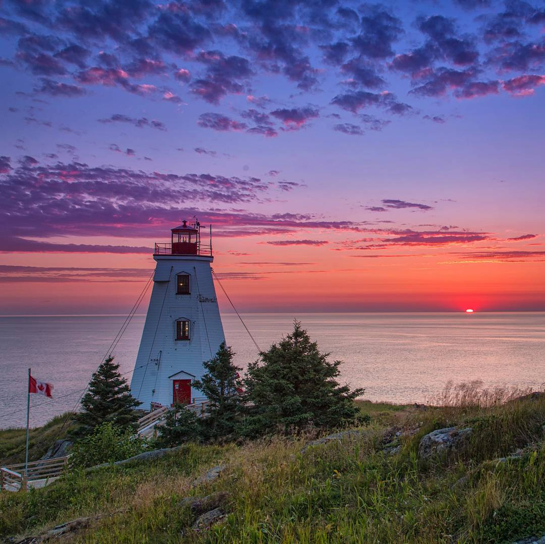 #DYK that Canada is home to more than 750 lighthouses
