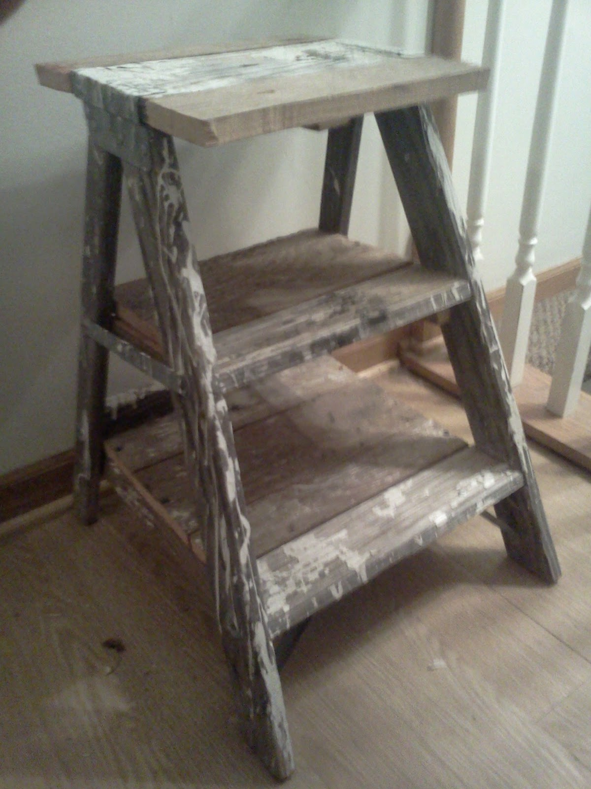 Handmade Rustic Amp Log Furniture Rustic Ladder Shelves And