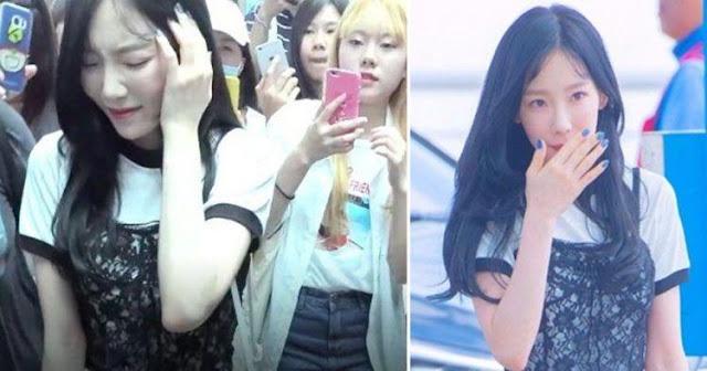 Taeyeon SNSD Alami Pelecehan Seksual Saat Tiba di Jakarta