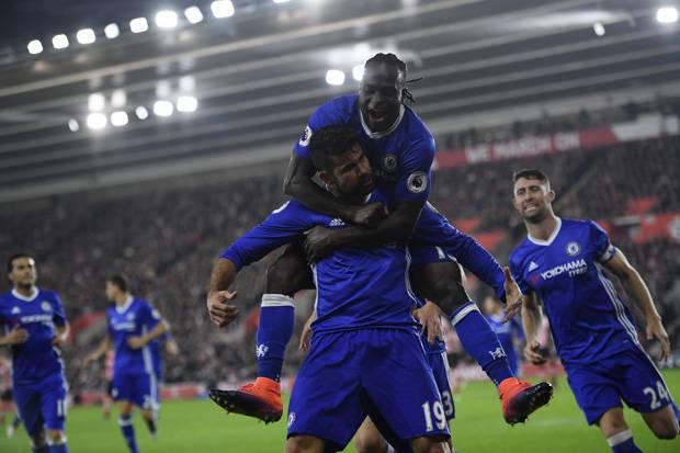 Liga Inggris : Hasil, Top Skor, Klasemen Hari Ini 6 November