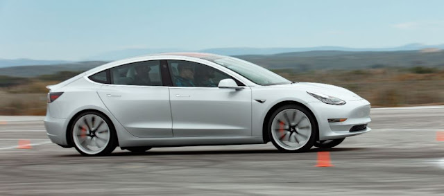 2019 Tesla Model 3 Performance Price, Exterior And Release ...