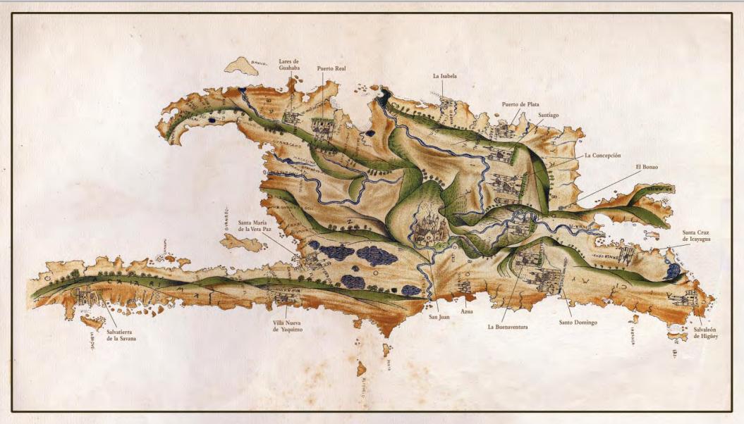 Hispaniola 1516