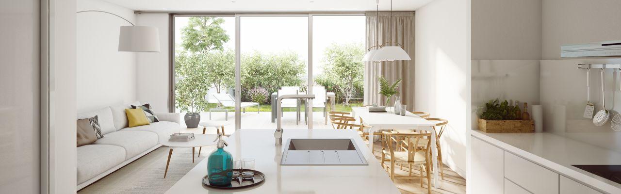 Me mudo como encontrar la casa perfecta diariodeco - Alquiler piso obra nueva barcelona ...