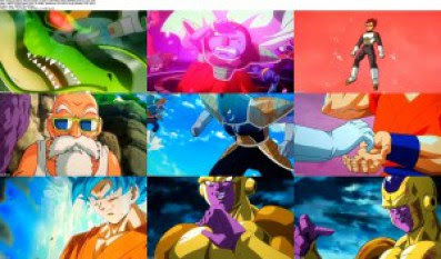 download, movie, dragon ball, Dragon Ball Z Resurrection F, Dragon Ball Movie