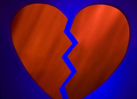 Heartbreak real says new research