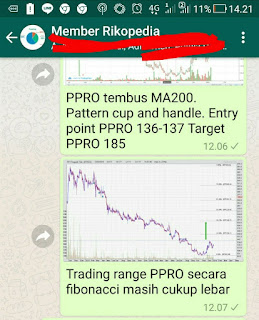 PPRO pattern cup and handle