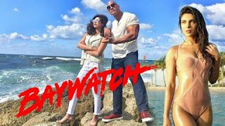 Priyanka Chopra in 'Baywatch'