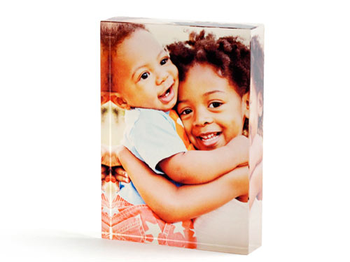 Shutterfly Home Decor Photo Block