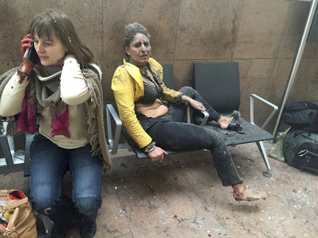 NEWS | Brussels Attack : 30 Dead, ISIS Claims Responsibility