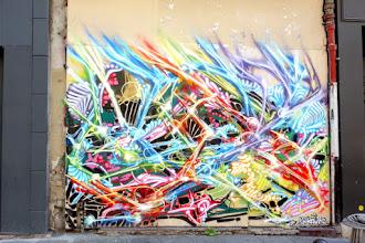 Sunday Street Art : Mr Renard - rue Saint-Joseph - Paris 2