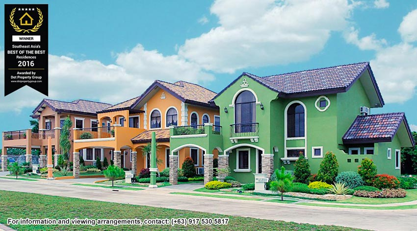 Valenza by Crown Asia Banner 1 - Crown Asia Houses for Sale Philippines