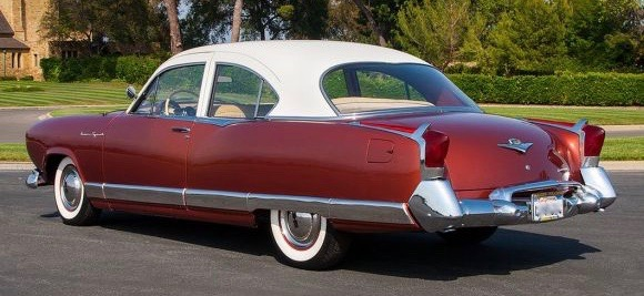 Car Style Critic Kaiser S Supercharged 1954 Facelift