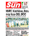 NAIJA NEWSPAPERS: TODAY'S THE DAILY SUN NEWSPAPER HEADLINES [9TH OCTOBER, 2017]