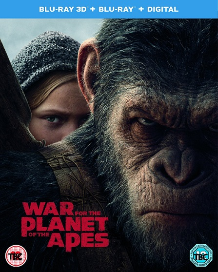 War For The Planet Of The Apes 3D (El Planeta de los Simios: La Guerra 3D) (2017) m1080p BDRip 3D Half-OU 11GB mkv Dual Audio DTS-HD 7.1 ch