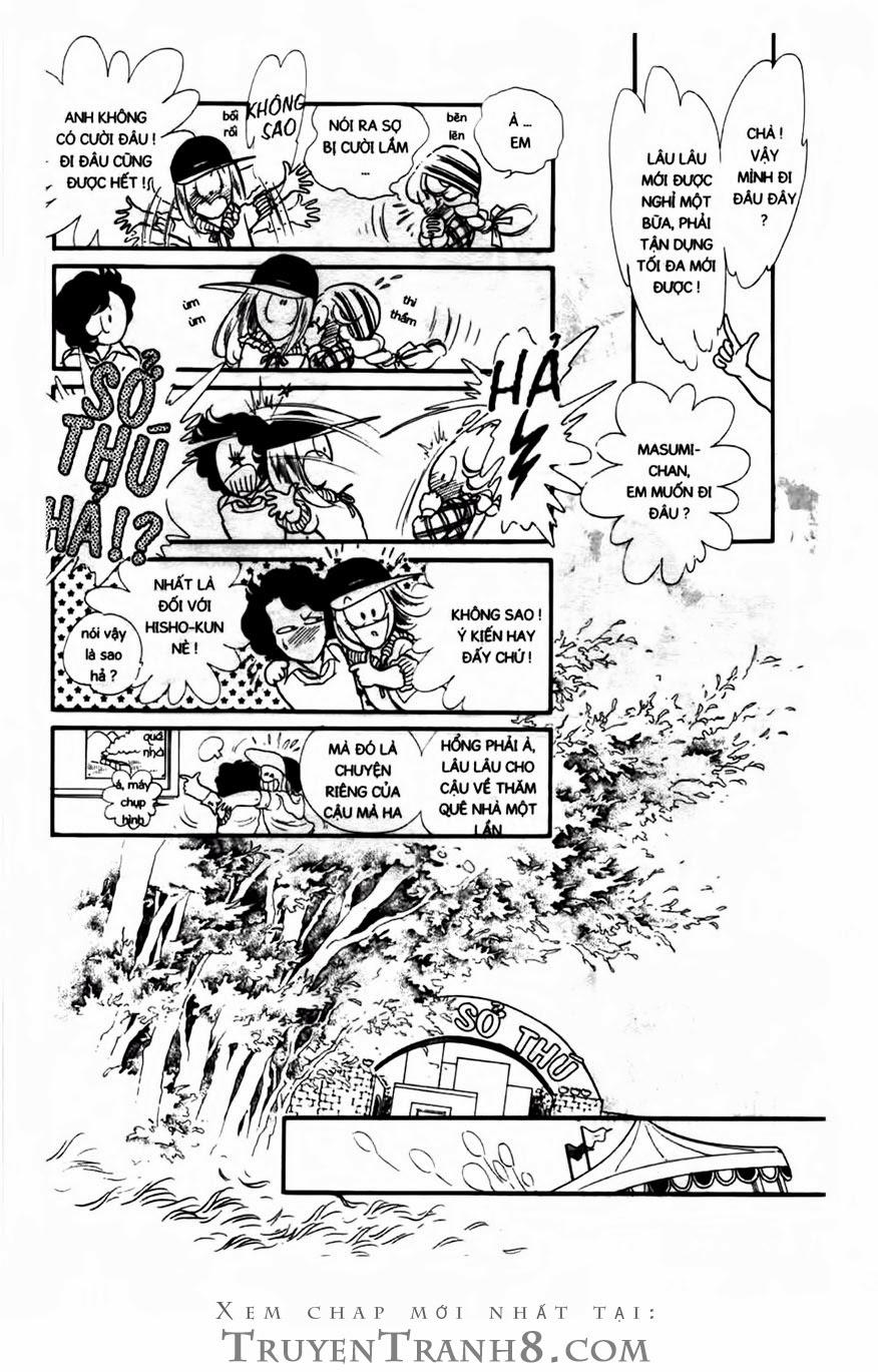 Swan - Vũ Khúc Thiên Nga Chap 113 - Next Chap 114