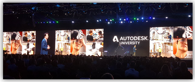 Autodesk University 2018 Back From Las Vegas