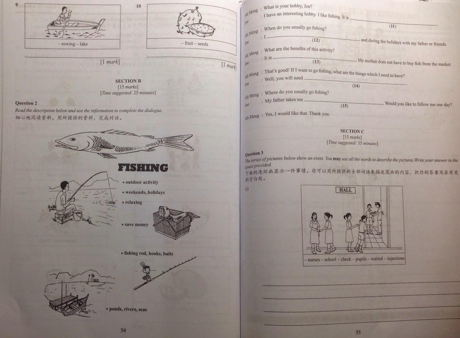Mathematics Year 5 Paper 2 Sjkt