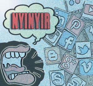 Fenomena 'Nyinyir', Sisi Gelap Media Sosial yang Sebaiknya Dihindari
