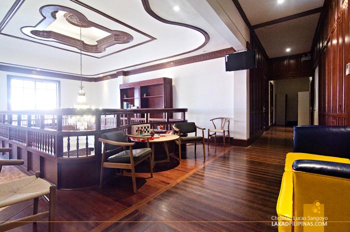 Tambayan Hostel Manila Lounge