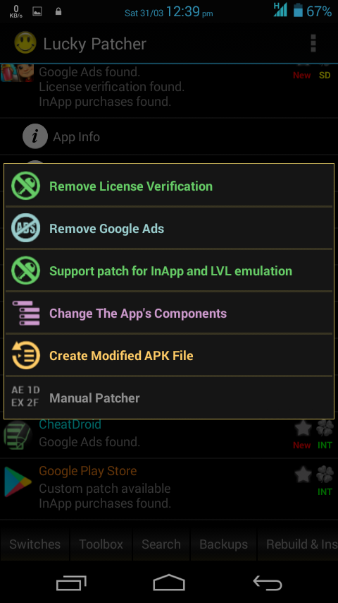 How to hack apps using lucky patcher app [with screenshots]