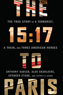 The 15:17 to Paris - Poster & Trailer