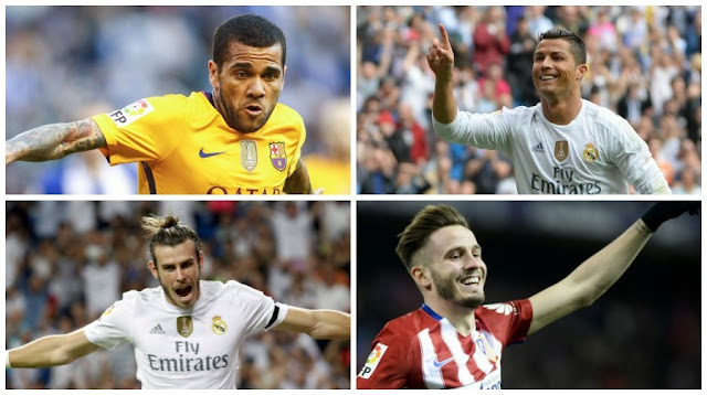 Las estrellas de La Liga desembarcan en Sina Weibo