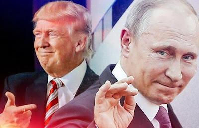 دونالد ترامب, روسيا, عملية مقتل البغدادى, موسكو تشكك, الرواية,