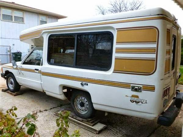 Used Motorhomes For Sale By Owner >> Used RVs 1986 Toyota Bandit RV Camper For Sale by Owner