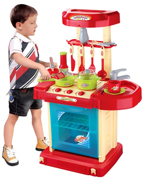 Beli mainan kitchen set murah harga yumida for Kitchen set anak