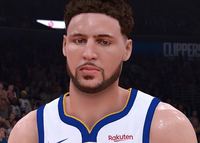 Klay Thompson CyberFace