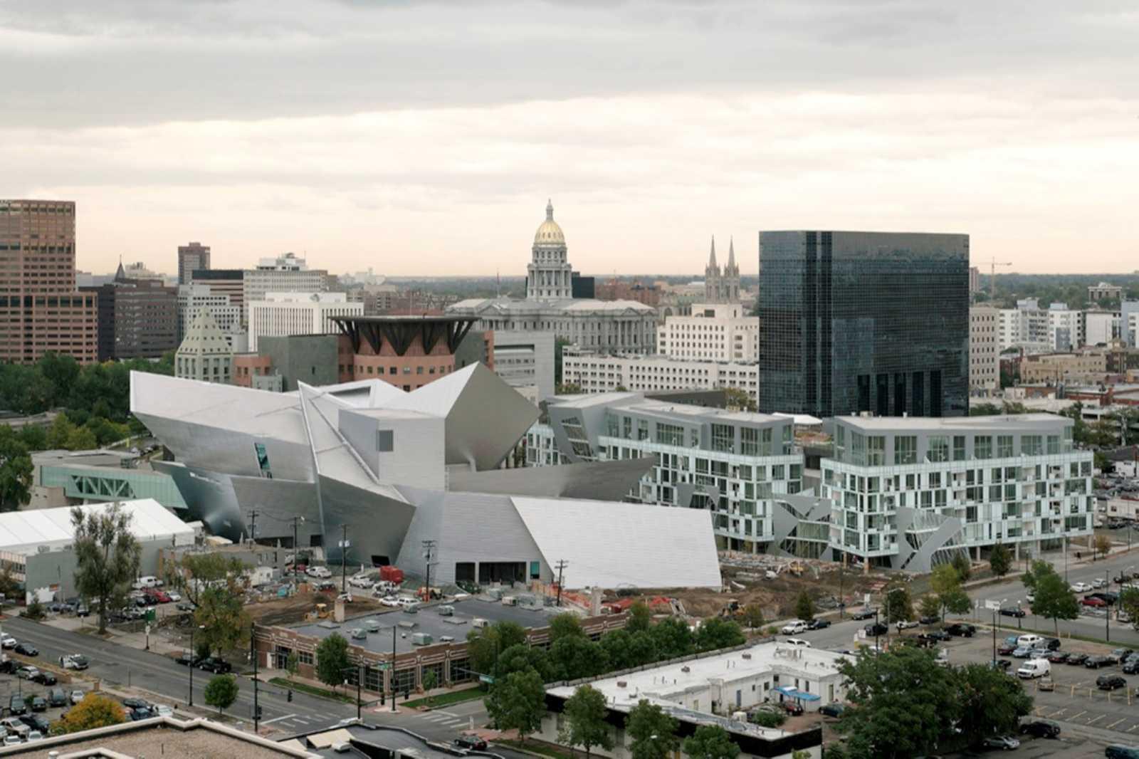 Royal Ontario Museum Floor Plan Extension Art Museum By Daniel Libeskind