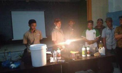Panduan Membuat Mol ( Mikro Organisme lokal ) Dari Gunung Wayang
