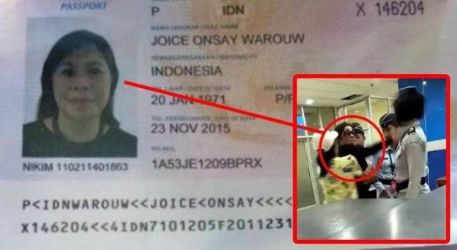 Viral di Sosmed, Benarkah Pekerjaan Suami dari Wanita yang Tampar Petugas Lapangan Terbang Sam Ratulangi Seorang Jenderal ?