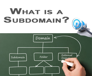 What is a Subdomain and Subdirectory?