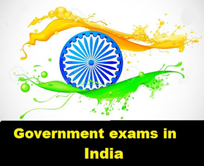 Government exams in India