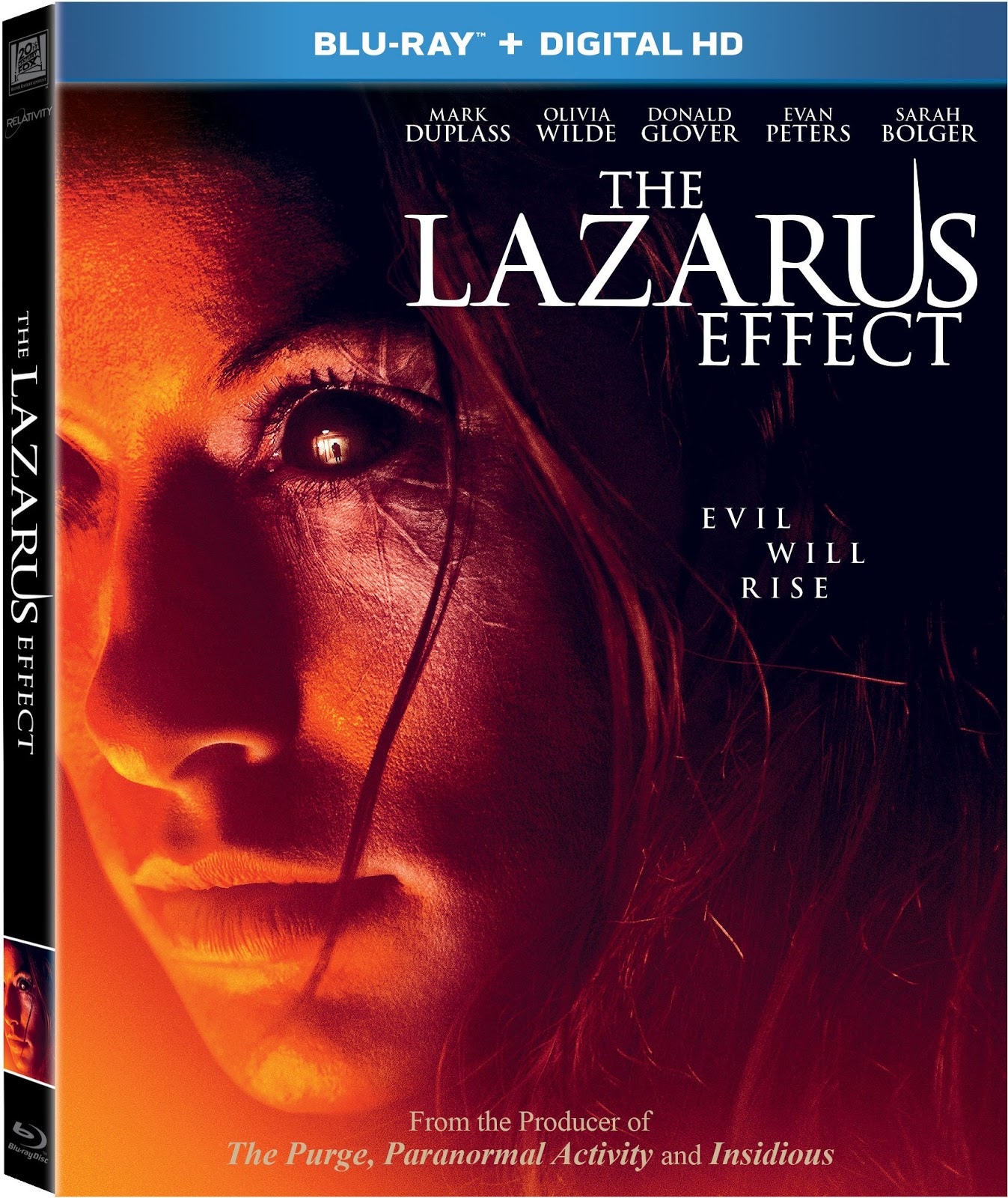 The Lazarus Effect (2015) 1080p BD25 Cover Caratula