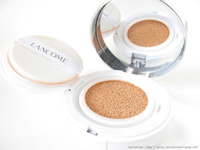 Lancôme Miracle Cushion Review