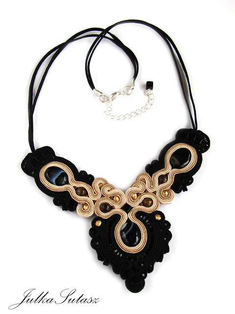 * Classic and elegant necklace * First this year :)