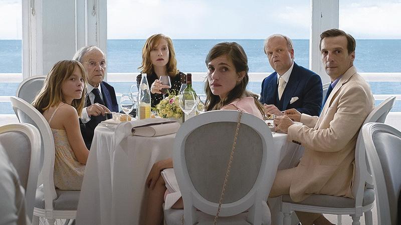 Η αριστουργηματική ταινία του Μίκαελ Χάνεκε «Happy End» στην Κινηματογραφική Λέσχη Αλεξανδρούπολης