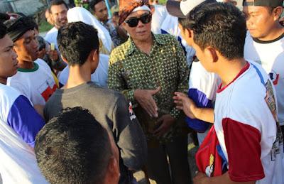 Masyarakat Tanggapi Positif Kepemimpinan Ali BD di Lombok Timur