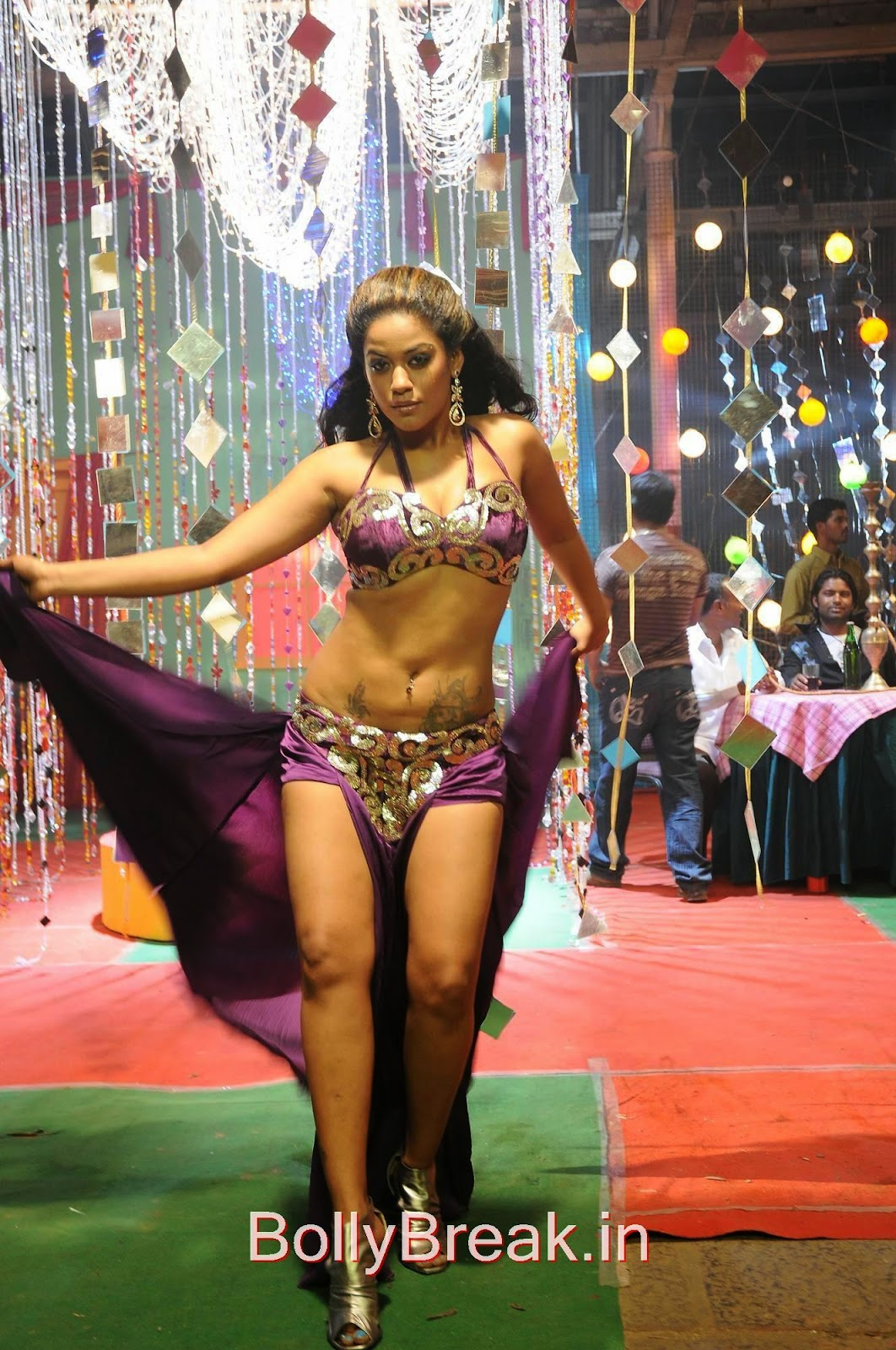 Chetan Chandra-Bhagyanagaram Cinema Photo Gallery, Mumaith Khan hot Item song in Movie Bhagyanagaram