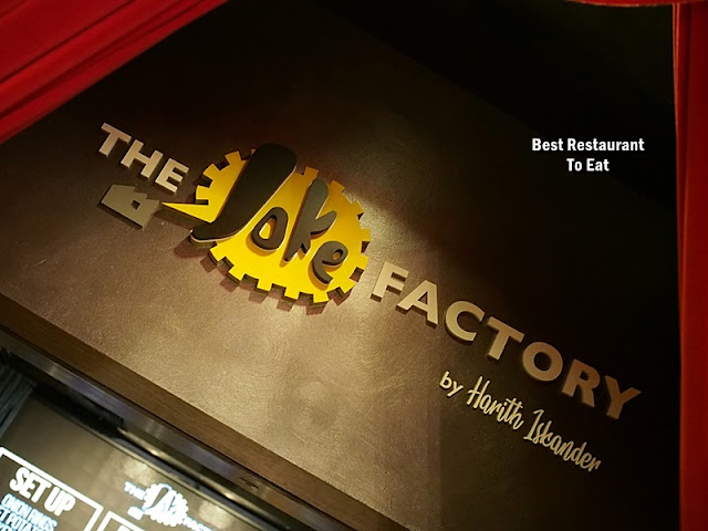 THE JOKE FACTORY @PUBLIKA