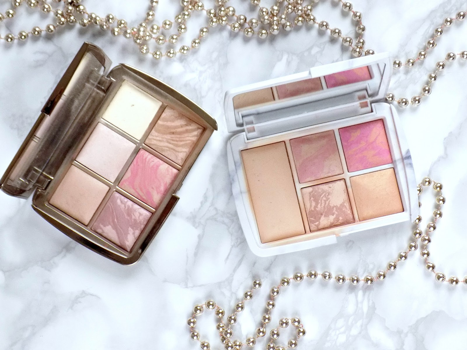 My favourite beauty discoveries of 2016 - hourglass surreal light palette