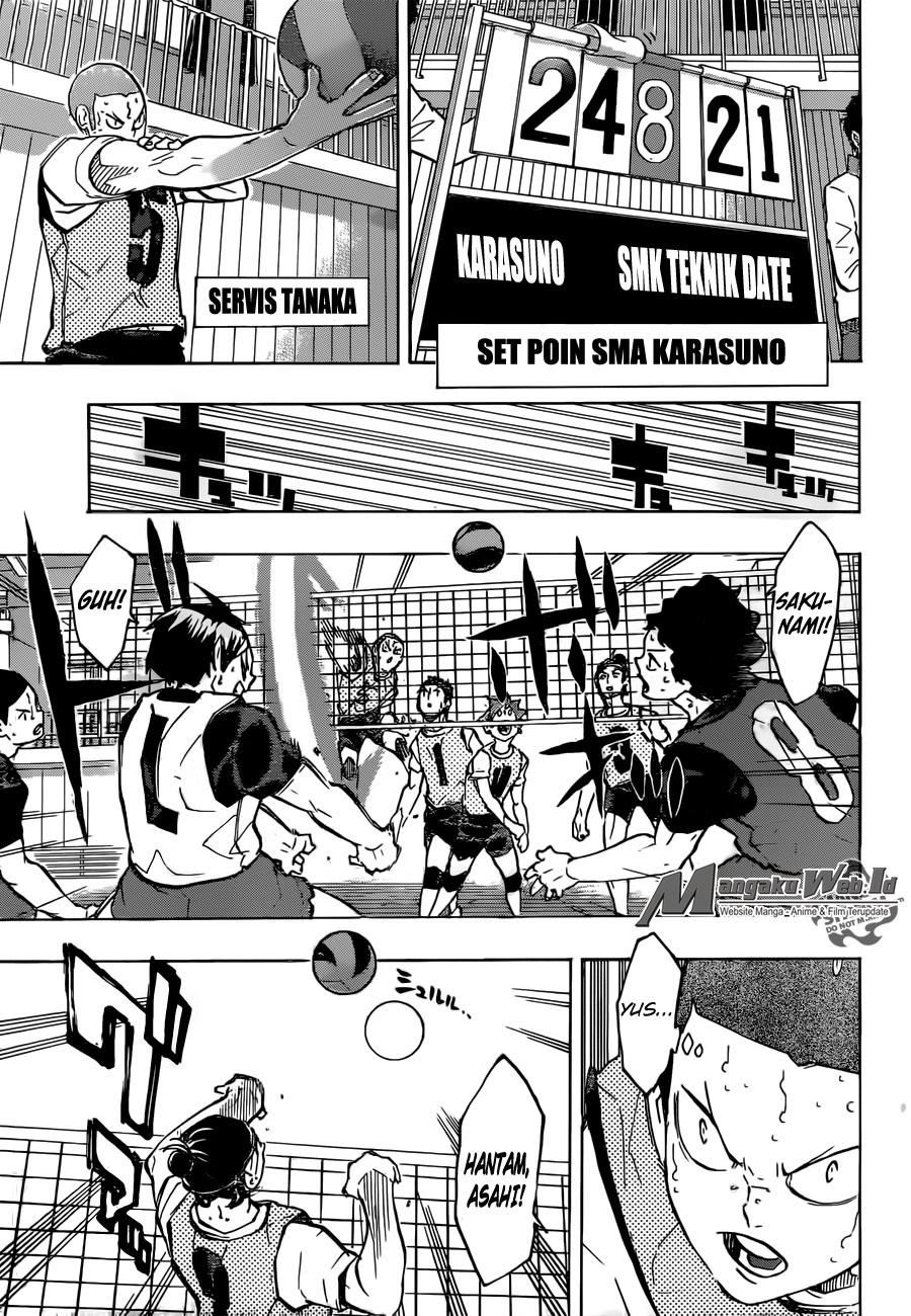 Haikyuu Chapter 227-16