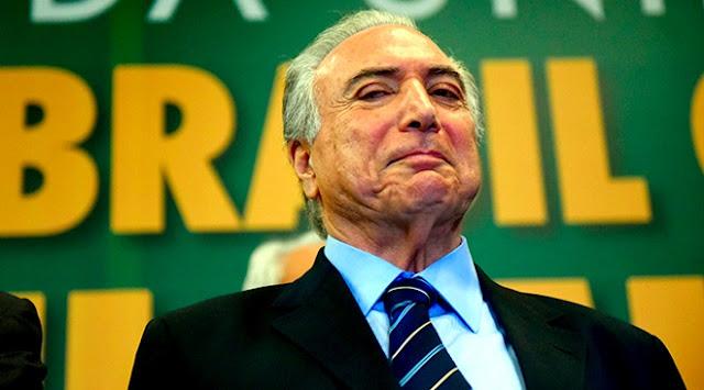 PSOL anuncia que vai protocolar pedido de impeachment de Michel Temer no dia 28