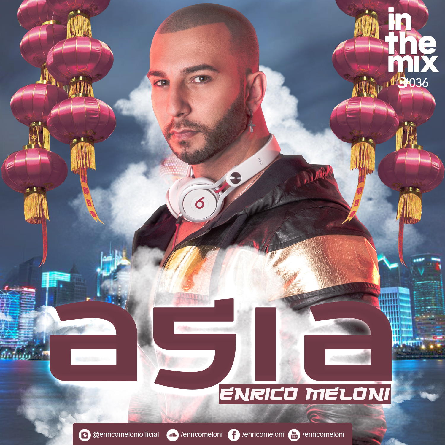 ENRICO MELONI - Asia (In The Mix #036 2K18)
