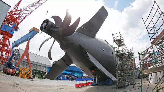 Submarinos 212 utilizan sistema difusor de vórtice.